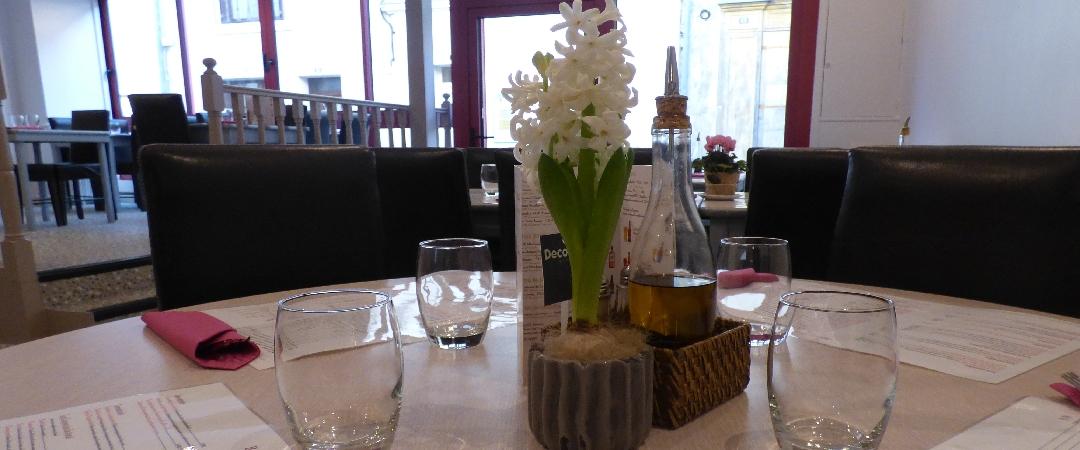 Restaurant Le Vulcano le lude